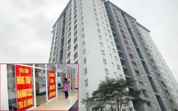 Cận cảnh khu chung cư ở Hà Nội chủ đầu tư bị điều tra lừa dối khách hàng