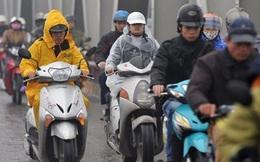 Dự báo thời tiết hôm nay: Hà Nội mưa nhỏ vài nơi