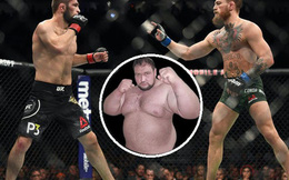 'Người khổng lồ' của làng MMA tự tin hạ đo ván Khabib lẫn McGregor trong cuộc thi... tát