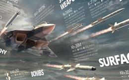 """Màn chào hàng """"gây sốc"""" của Nga: """"Hàng nóng"""" Brahmos II lên Su-57?"""
