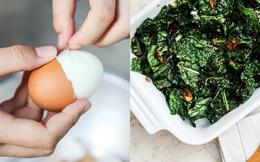 9 thực phẩm không nên quay trong lò vi sóng: Trứng luộc, rau xanh... đứng đầu danh sách
