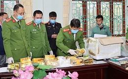 Phá chuyên án ma túy đá lớn nhất ở Lai Châu