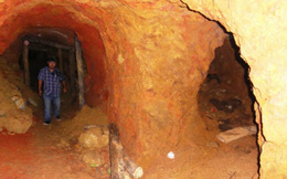 Đà Nẵng sẽ đánh sập các hầm khai thác vàng trái phép
