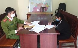 Cô gái ở Bắc Giang chuyên đi trộm cắp tiền ở đền, chùa