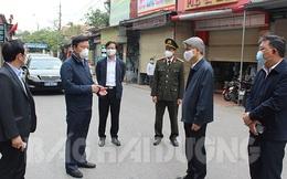 Hải Dương nghiêm khắc phê bình Bí thư và Chủ tịch huyện Kim Thành chỉ đạo chống dịch chưa nghiêm túc