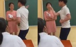 Nam sinh tát cô giáo trên bục giảng ở Hà Nội có biểu hiện trầm cảm, dễ bị kích động