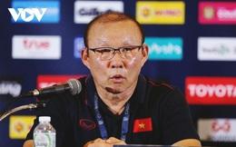 HLV Park Hang Seo hứa giúp ĐT Việt Nam làm nên lịch sử trong năm 2021