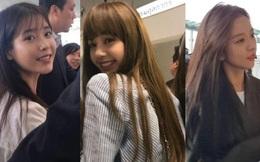 """Nhan sắc thật của dàn mỹ nhân Hàn Quốc qua loạt ảnh chụp vội bởi team qua đường: Lisa liệu có xứng với danh xưng """"mỹ nhân đẹp nhất châu Á"""""""