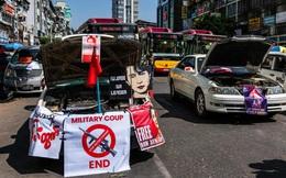 Tin tặc Myanmar âm mưu tấn công mạng để 'biểu tình online'