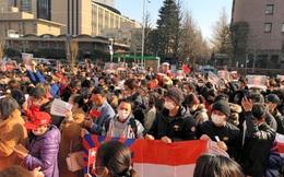 Biểu tình lớn tại Nhật Bản: Hơn 1.000 người Myanmar bức xúc phản đối quân đội nắm quyền ở quê nhà