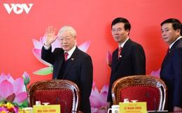 Toàn văn diễn văn bế mạc Đại hội Đảng lần thứ XIII của Tổng Bí thư, Chủ tịch nước