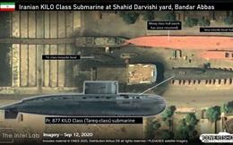 """Toàn bộ tàu ngầm Kilo của Iran """"mất sức chiến đấu"""": Chuyện bất thường gì đang xảy ra?"""