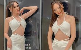 Cách ăn mặc sexy gây chú ý của Ninh Dương Lan Ngọc ở tuổi 31