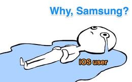 Tai nghe Galaxy Buds Pro xài rất ổn nhưng người dùng iOS thì lại đang khóc ròng