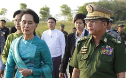 """Bạn học tiết lộ tính cách của Thống tướng dẫn đầu cuộc đảo chính ở Myanmar: """"Ít nói, thăng cấp chậm"""""""