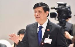 Bộ Y tế Nguyễn Thanh Long: Virus lây lan nhanh, cần thay đổi chiến thuật