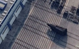 Rò rỉ hình ảnh đầu tiên về tàu ngầm hạt nhân mới của Trung Quốc
