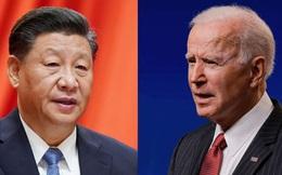"""Điện đàm vào đêm Giao thừa, quà năm mới của ông Biden khiến Trung Quốc """"đoán già đoán non"""""""