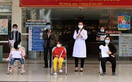 Bệnh nhi sơ sinh nhỏ tuổi nhất mắc Covid-19 tại Việt Nam đã khỏi bệnh