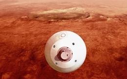 Tàu thăm dò của NASA hạ cánh thành công trên Hành tinh Đỏ