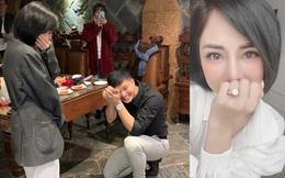 Huỳnh Anh bức xúc vì vợ bị lôi vào scandal, mang nhẫn cầu hôn đến đòi cửa hàng hoàn tiền 100%
