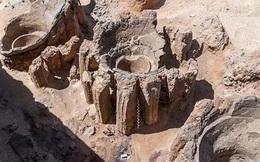 5.000 năm trước, người Ai Cập cổ đại đã có hẳn một nhà máy sản xuất bia
