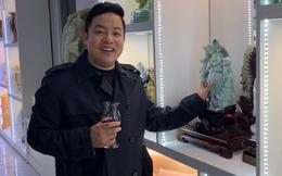 Đi mua hàng, Quang Lê bất ngờ được một nữ đại gia tặng quà vài trăm triệu