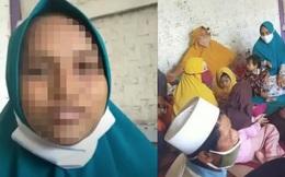 """Indonesia: Cô gái bất ngờ mang bầu, sinh con sau khi bị """"gió thổi qua người"""""""