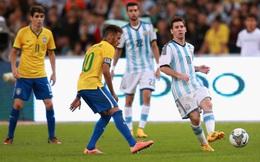 """Chốt lịch thi đấu trận """"siêu kinh điển"""" Brazil - Argentina ở vòng loại World Cup 2022"""