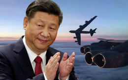 """Bị Mỹ trừng phạt, Trung Quốc bỗng đảo ngược tình thế: Đe dọa được cả dàn """"pháo đài bay"""" B-52"""