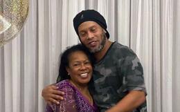 Mẹ Ronaldinho qua đời vì biến chứng của Covid-19