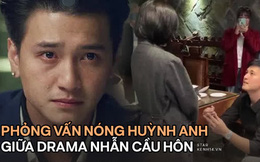 Phỏng vấn độc quyền Huỳnh Anh: 'Tôi có thể kiện nhãn hàng này. Tôi xin lỗi không có nghĩa là tôi sai về mặt pháp luật, đạo đức, lương tâm'