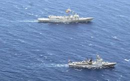 Hải quân Ai Cập và Tây Ban Nha tập trận chung ở Biển Đỏ