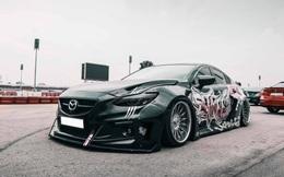 Bán Mazda6 độc nhất Việt Nam, 'dân chơi' tiết lộ: 'Riêng tiền độ đủ mua Kia Morning'
