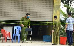 Hiện trường vụ truy sát 3 người chết, 5 người bị thương ở Hòa  Bình