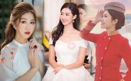Những hot girl là tiếp viên hàng không từng thi Hoa hậu Việt Nam giờ ra sao?