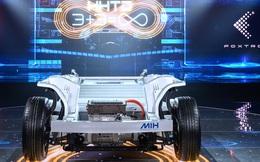 Foxconn tham gia cuộc đua xe điện, dự kiến ra mắt sản phẩm vào cuối năm