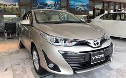 Toyota Vios giảm giá 30 triệu đồng dọn kho trước giờ G bản nâng cấp ra mắt