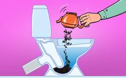 8 thứ bạn không nên vứt vào bồn cầu: Bạn cho rằng xả nước là xong ư, không đâu!