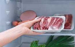 Thịt mua về làm theo 6 bước này đảm bảo thịt để được lâu, không mất chất dinh dưỡng