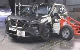 Nissan X-Trail 2021 sắp về Việt Nam bị chấm 2 điểm an toàn cho hàng ghế trước