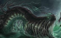 Thuỷ quái kỳ dị xuất hiện ở bờ biển Canada