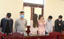 9 nam nữ vào khách sạn thuê phòng thác loạn với ma túy trong mùa dịch Covid-19