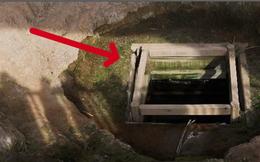 Chiếc giếng cổ đột ngột bốc cháy, đội khảo cổ liều mạng trèo xuống kiểm tra: Vô tình hé mở bí mật dưới đáy giếng