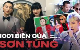 Chuỗi scandal trải dài sự nghiệp 8 năm của Sơn Tùng: Bị tố đạo nhái, bồi thường 600 triệu vì tự huỷ show, căng nhất là drama 'trà xanh'