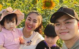 Cuộc sống bên chồng kém 7 tuổi của Lê Phương: Mẹ chồng bênh vực, các con nghe lời
