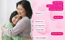Nhận được tin nhắn đầu tiên từ mẹ, con gái mừng rơi nước mắt: Lý do phía sau khiến tất cả nghẹn ngào