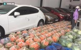 Bỏ xó cả chục ô tô bạc tỷ, ông chủ showroom đi bán ngô và trứng gà, giải cứu nông sản Hải Dương