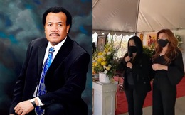 Đám tang ca sĩ Quốc Anh qua đời vì Covid: Hương Lan, Phương Loan, vợ cũ Bằng Kiều đau đớn bật khóc