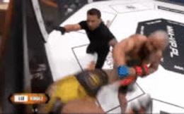 Võ sĩ vô địch kickboxing thế giới bị tài xế taxi hạ đo ván